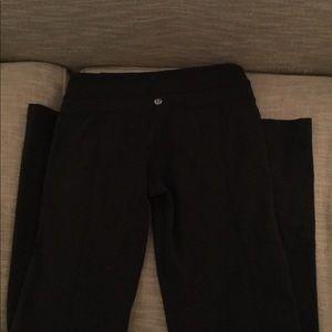 lululemon athletica Pants - Lululemon Black yoga pants